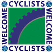 Cyclists Welcome Scheme Logo