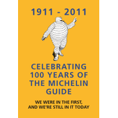 Michelin 100 years logo