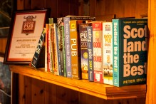 21Guide books which feature the Inn